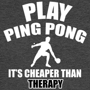 ping pong designs - Men's Long Sleeve T-Shirt