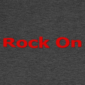 Rock On RED - Men's Long Sleeve T-Shirt