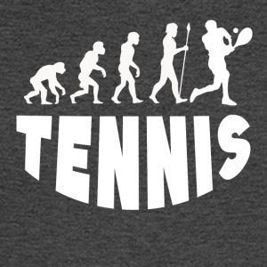 Tennis Evolution - Men's Long Sleeve T-Shirt