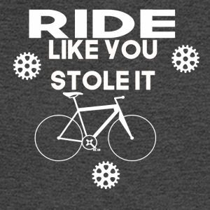 ride like you stole it - Men's Long Sleeve T-Shirt