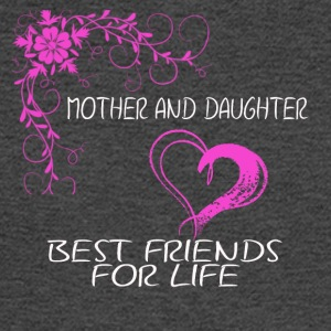 mother and daughter best friends for life - Men's Long Sleeve T-Shirt