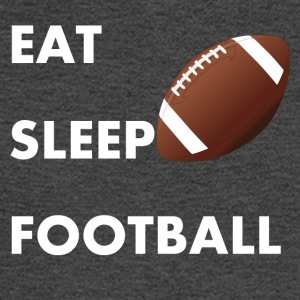 Eat Sleep Football - Men's Long Sleeve T-Shirt