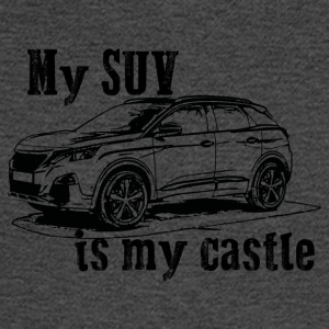 #mysuvismycastle by GusiStyle - Men's Long Sleeve T-Shirt