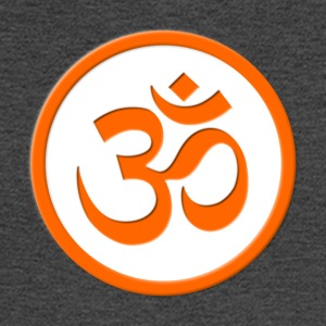 om symbol - Men's Long Sleeve T-Shirt