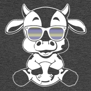 Cow Tee Shirt - Men's Long Sleeve T-Shirt