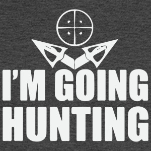 i m going Hunting - Men's Long Sleeve T-Shirt
