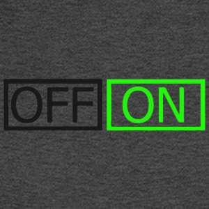 Off On - Men's Long Sleeve T-Shirt