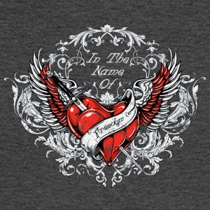 freedom in hearts - Men's Long Sleeve T-Shirt