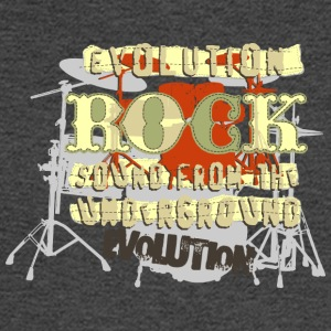 EVOLUTION ROCK - Men's Long Sleeve T-Shirt
