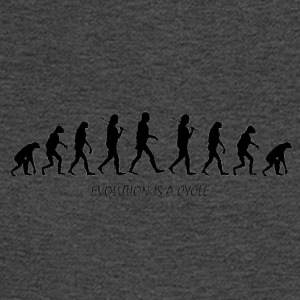 evolution - Men's Long Sleeve T-Shirt