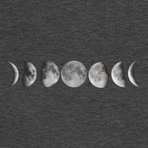Moon phases - Men's Long Sleeve T-Shirt