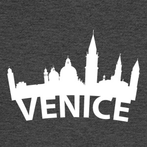 Arc Skyline Of Venice Italy - Men's Long Sleeve T-Shirt