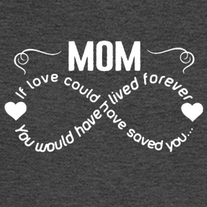 Mom Infinite Tee Shirt - Men's Long Sleeve T-Shirt