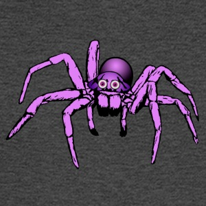 pink giant spider - Men's Long Sleeve T-Shirt