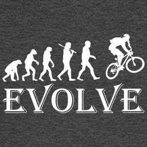 Evolve Cycling - Men's Long Sleeve T-Shirt