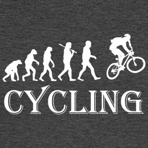 Cycle Evolution Cycling - Men's Long Sleeve T-Shirt