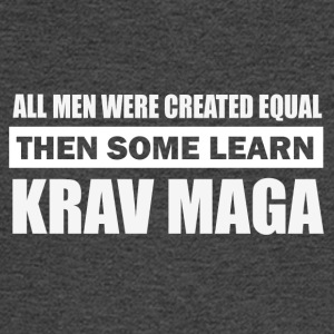 krav maga design - Men's Long Sleeve T-Shirt