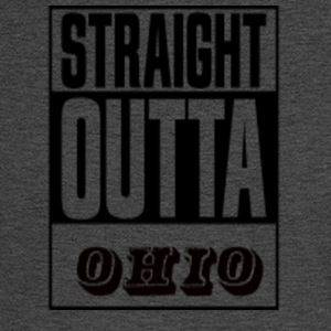 STRAIGHT OUTTA OHIO - Men's Long Sleeve T-Shirt