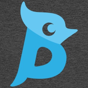 Bluejay Sticker - Men's Long Sleeve T-Shirt