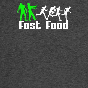 Zombie Fast Food - Men's Long Sleeve T-Shirt