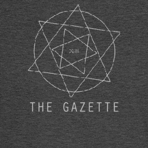 The Gazette Dogma Concert Moral - Men's Long Sleeve T-Shirt