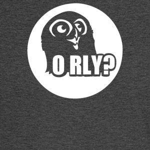 Orly Owl - Men's Long Sleeve T-Shirt