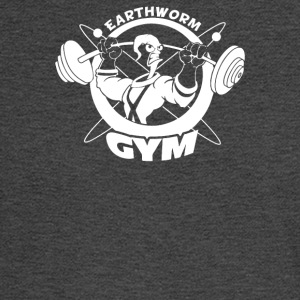 Earthworm Gym - Men's Long Sleeve T-Shirt