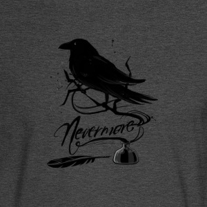 The Black Crow - Men's Long Sleeve T-Shirt