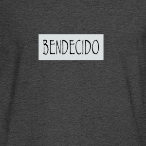 SPIRITUAL BENDECIDO - Men's Long Sleeve T-Shirt