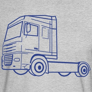 Truck - Men's Long Sleeve T-Shirt