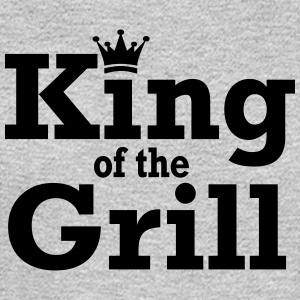 King of the Grill - Men's Long Sleeve T-Shirt