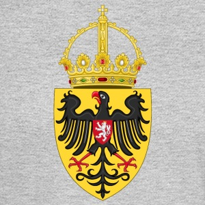 Coat of arms of Charles IV Holy Roman Emperor - Men's Long Sleeve T-Shirt