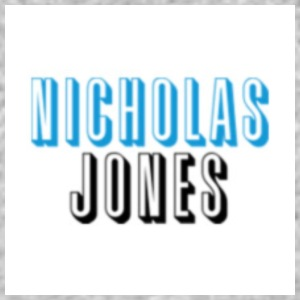 Nicholas Jones Logo Store - Men's Long Sleeve T-Shirt