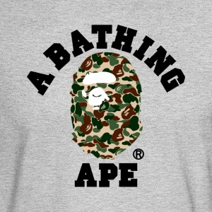 BAPE A BATHING APE - Men's Long Sleeve T-Shirt