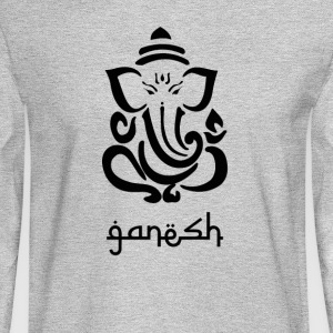 ganesh - Men's Long Sleeve T-Shirt