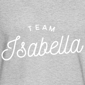 Team Isabella - Men's Long Sleeve T-Shirt