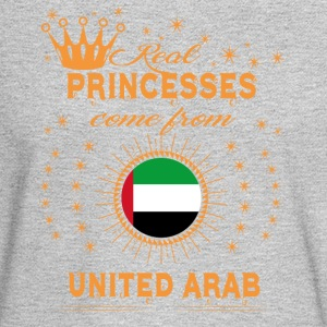love princesses come from UNITED ARAB EMIRATES - Men's Long Sleeve T-Shirt