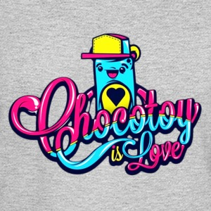 chocotoy is love - Men's Long Sleeve T-Shirt