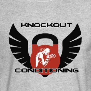 Knockout Conditioning - Men's Long Sleeve T-Shirt