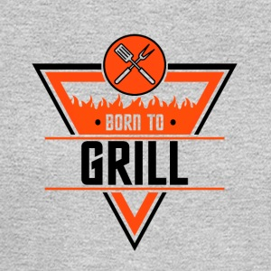 Born to grill - Men's Long Sleeve T-Shirt