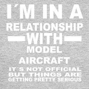 relationship with MODEL AIRCRAFT - Men's Long Sleeve T-Shirt