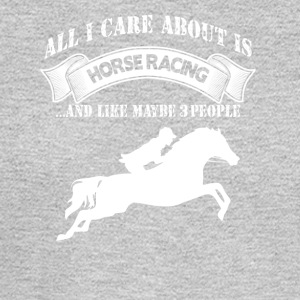 Horse Racing - Men's Long Sleeve T-Shirt