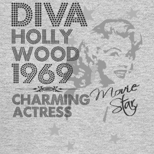 Hollywood actress - Men's Long Sleeve T-Shirt