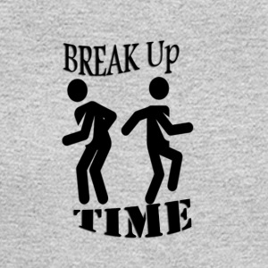 Breakup - Men's Long Sleeve T-Shirt