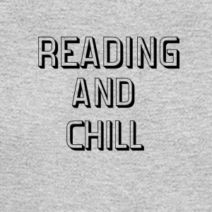 Reading Chill - Men's Long Sleeve T-Shirt