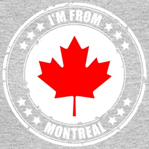 I'm from MONTREAL - Men's Long Sleeve T-Shirt