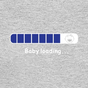BABY LOADING PNG - Men's Long Sleeve T-Shirt