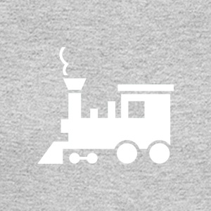 Steam Train - Men's Long Sleeve T-Shirt