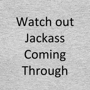 jackass v1 - Men's Long Sleeve T-Shirt