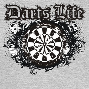 Darts Life Darts Shirt - Men's Long Sleeve T-Shirt